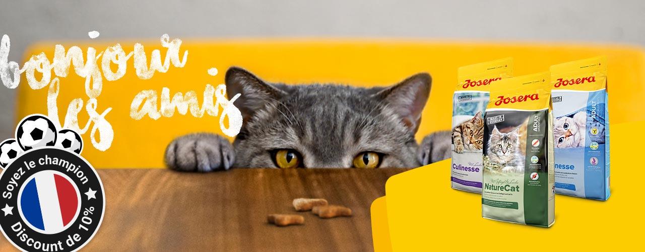 Josera croquette pour chat